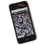 Карты в iPhone 5