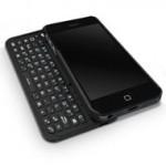 Keyboard Buddy: Чехол-клавиатура с подсветкой для iPhone 5