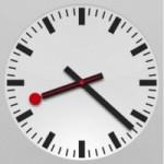 Apple договорилась со Швейцарскими железными дорогами об использовании дизайна вокзальных часов