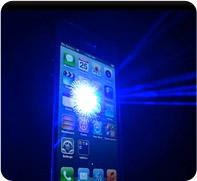 iphone 5 laser