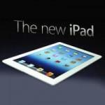 Вместе с iPad mini Apple представит обновленный iPad 3