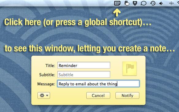 Напоминания для Mac