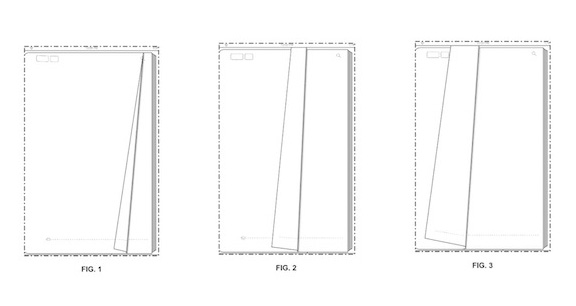 Патент на перелистывание в iBooks