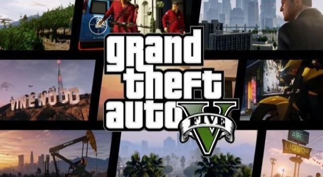 GTA V для PS3 и XBOX 360