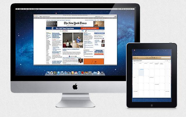 iPad как второй монитор