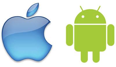 iOS опередила Android в США
