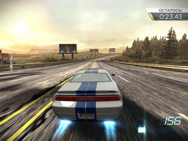 Need For Speed для iPad