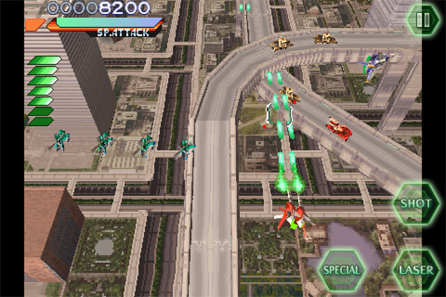 Classic Shooter for iPhone