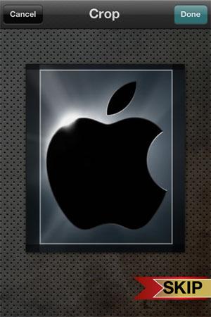 Работа с фото на iPhone