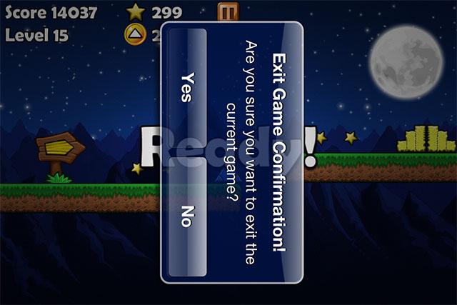 Глюк в игре FastBall 3