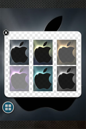 Эффекты для изображений на iPhone