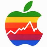 Акции Apple неожиданно выросли на 38,5$