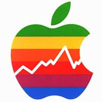 Акции Apple