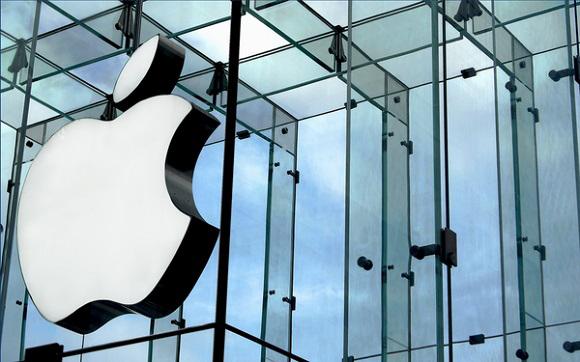 Apple мобильная реклама