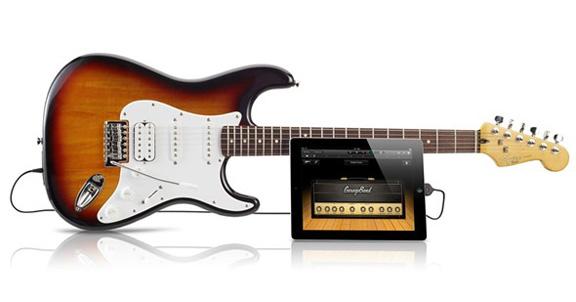 Apple продаёт гитары Stratocaster