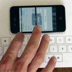 Чудо клавиатура для iPhone от британского студента