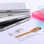 Новый адаптер USBFever Dual SIM — 2 «симки» в одном iPhone 5