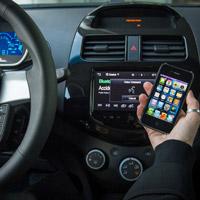 General Motors Siri