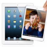 Продажи iPad mini не влияют на продажи большого iPad