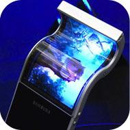 Гибкий смартфон от Samsung