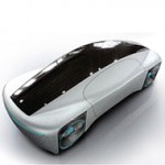 Концепт яблочного автомобиля iGo