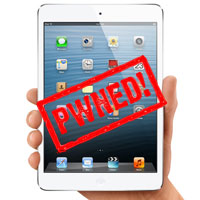 iPad mini уже взломан