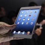 iPad mini получит дисплей Retina