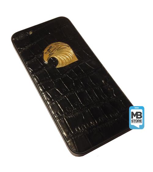 перетяжка кожей iphone 5