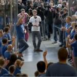 Старт продаж iPhone 5. Официальное видео