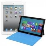 Пародийный рекламный ролик «Surface против iPad»