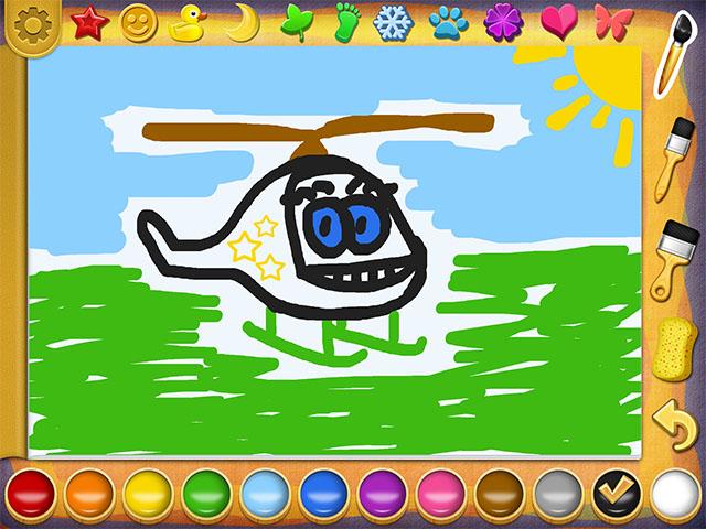 Творческие приложения для детей