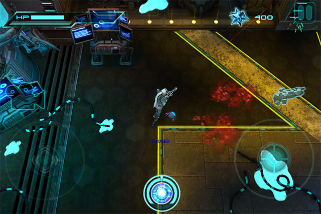 Dual-Stick Shooter for iPad