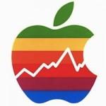 Акции Apple опустились ниже отметки $500