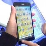 Ascend Mate — новый смартфон компании Huawei с 6,1-дюймовым экраном