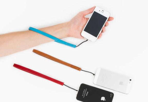 The iPhone Wrist Strap