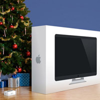 На Foxconn тестируют яблочные телевизоры
