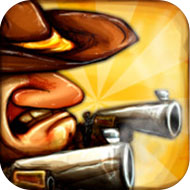 Cowboys vs. Ninjas vs. Aliens для iOS