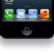 Домашняя кнопка в iOS