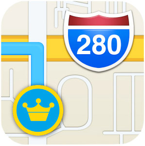 Apple и Foursquare