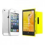 Битва камер: iPhone 5 против Nokia Lumia 920