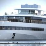 Яхту Стива Джобса сняли на видео с помощью iPhone 5