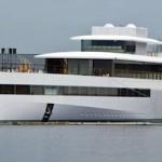 Яхта Стива Джобса уже освобождена из-под ареста