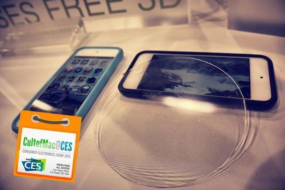 3D-плёнка для дисплеев iPhone и iPad