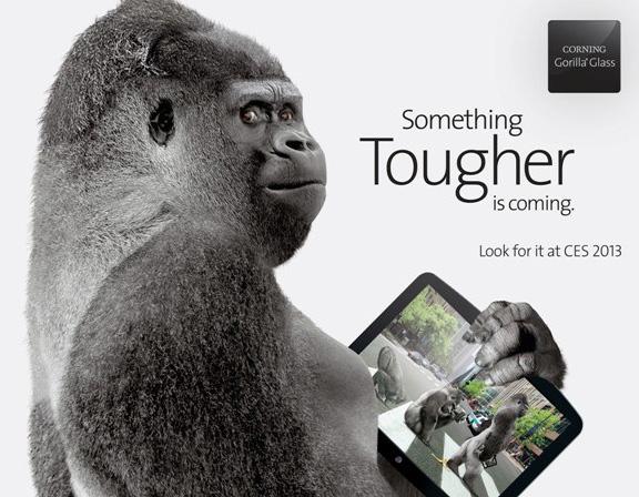 Gorilla Glass третьего поколения
