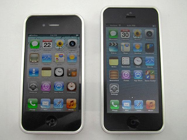 Бамперы для i-смартфонов