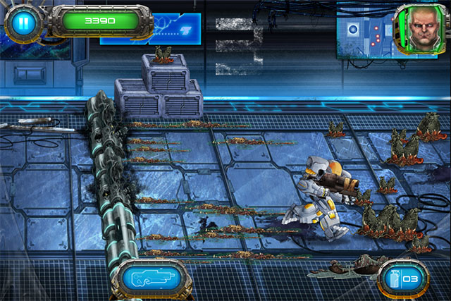 2d shooter for iPad