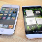 BlackBerry Z10 против iPhone 5. Кто лучше?