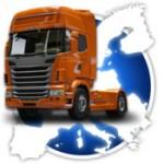 Euro Truck Simulator — по дорогам Европы (Мас)