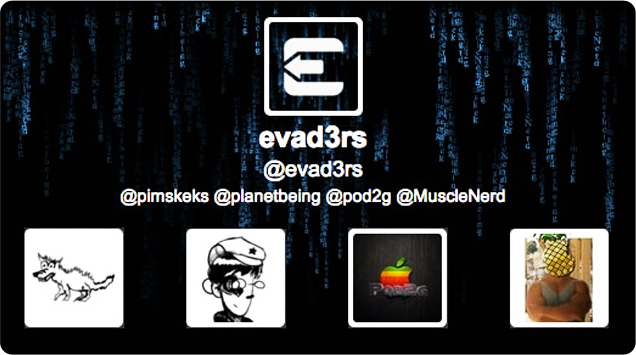 evad3rs team