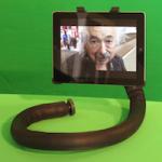 Steady Snake: Повесь iPad на шею